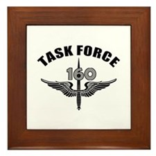 Task Force 160 Framed Tile