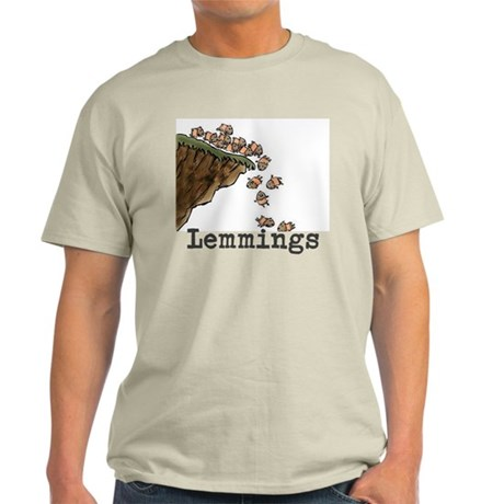 Lemmings Light T-Shirt