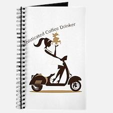 Sophisticated Coffee Drinker Journal