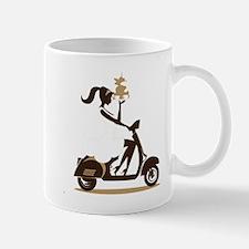 Sophisticated Coffee Drinker Mug