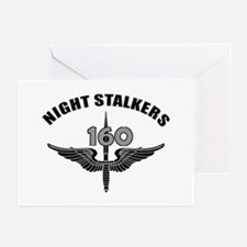 Night Stalkers TF-160 Greeting Cards (Pk of 10)