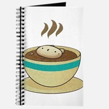 Kitty Loves Coffee (w & w/o t Journal