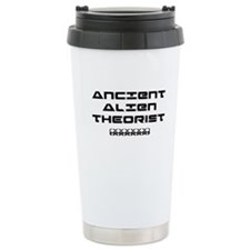Ancient Aliens Travel Mug