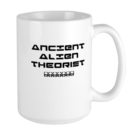Ancient Aliens Large Mug