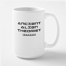 Ancient Aliens Large Mug
