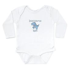 Isaacsaurus Rex Long Sleeve Infant Bodysuit