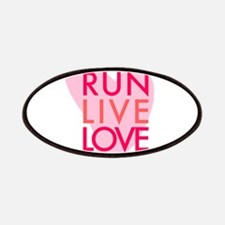 Run Live Love Patches