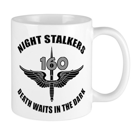 CafePress Night Stalkers TF-160 Mug