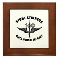 Night Stalkers TF-160 Framed Tile