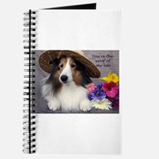 You're the woof of my Life Journal