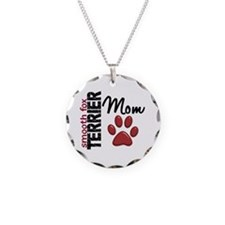Smooth Fox Terrier Mom 2 Necklace
