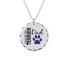 Smooth Fox Terrier Dad 2 Necklace