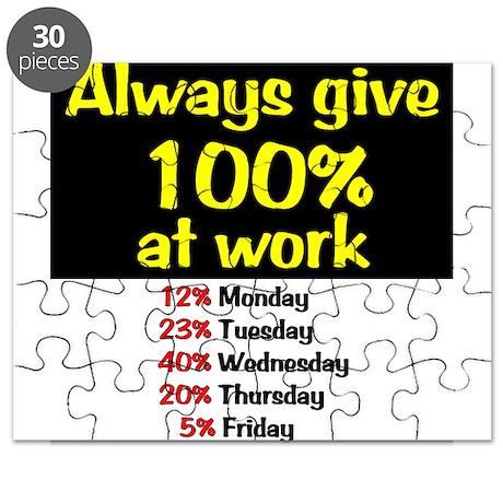 100% Puzzle