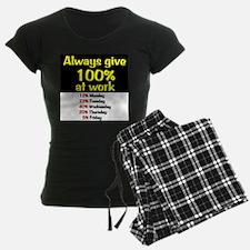 100% Pajamas