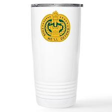 Drill Sergeant Travel Mug