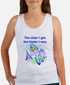 The older I get... Women's Tank Top