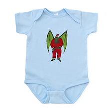 Cthulhu Santa Infant Bodysuit