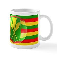 Old Hawaiian Flag Design Mug