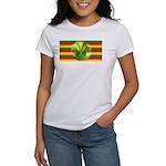 Old Hawaiian Flag Design Women's T-Shirt