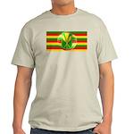 Old Hawaiian Flag Design Light T-Shirt