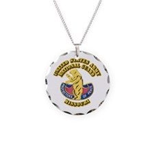 Army National Guard - Missouri Necklace