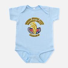 Army National Guard - Missouri Infant Bodysuit