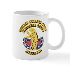 Army National Guard - Missouri Mug