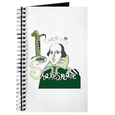 I Love Shakespeare Journal