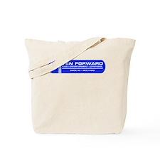 Ten Forward Tote Bag