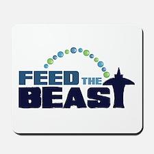 Feed The BEAST: Mousepad