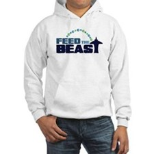 Feed The BEAST hooded sweatshirt