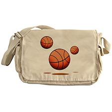 Basketball (c) Messenger Bag