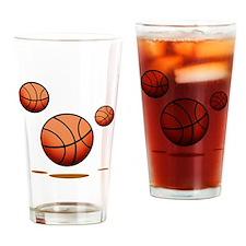 Basketball (c) Drinking Glass