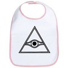 Eye of Providence Bib