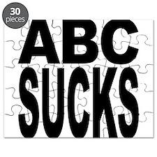 ABC Sucks Puzzle