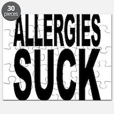Allergies Suck Puzzle