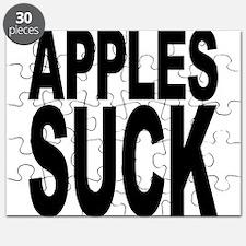 Apples Suck Puzzle