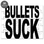 Bullets Suck Puzzle