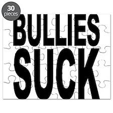 Bullies Suck Puzzle