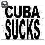 Cuba Sucks Puzzle