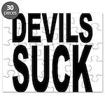Devils Suck Puzzle