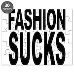 Fashion Sucks Puzzle