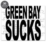 Green Bay Sucks Puzzle