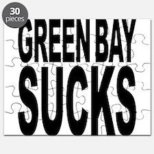 Green Bay Sucks Puzzle