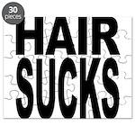 Hair Sucks Puzzle