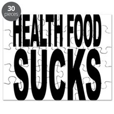 Health Food Sucks Puzzle