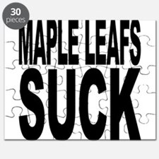 Maple Leafs Suck Puzzle