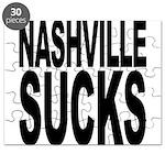 Nashville Sucks Puzzle