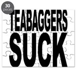 Teabaggers Suck Puzzle