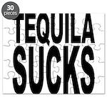 Tequila Sucks Puzzle